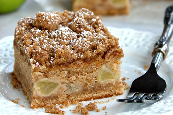 Apple c crumb