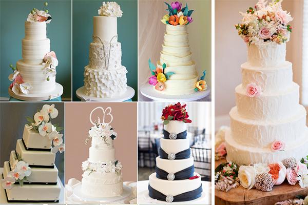 Fake wedding cake-s