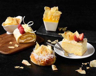 Durian cake, delicious